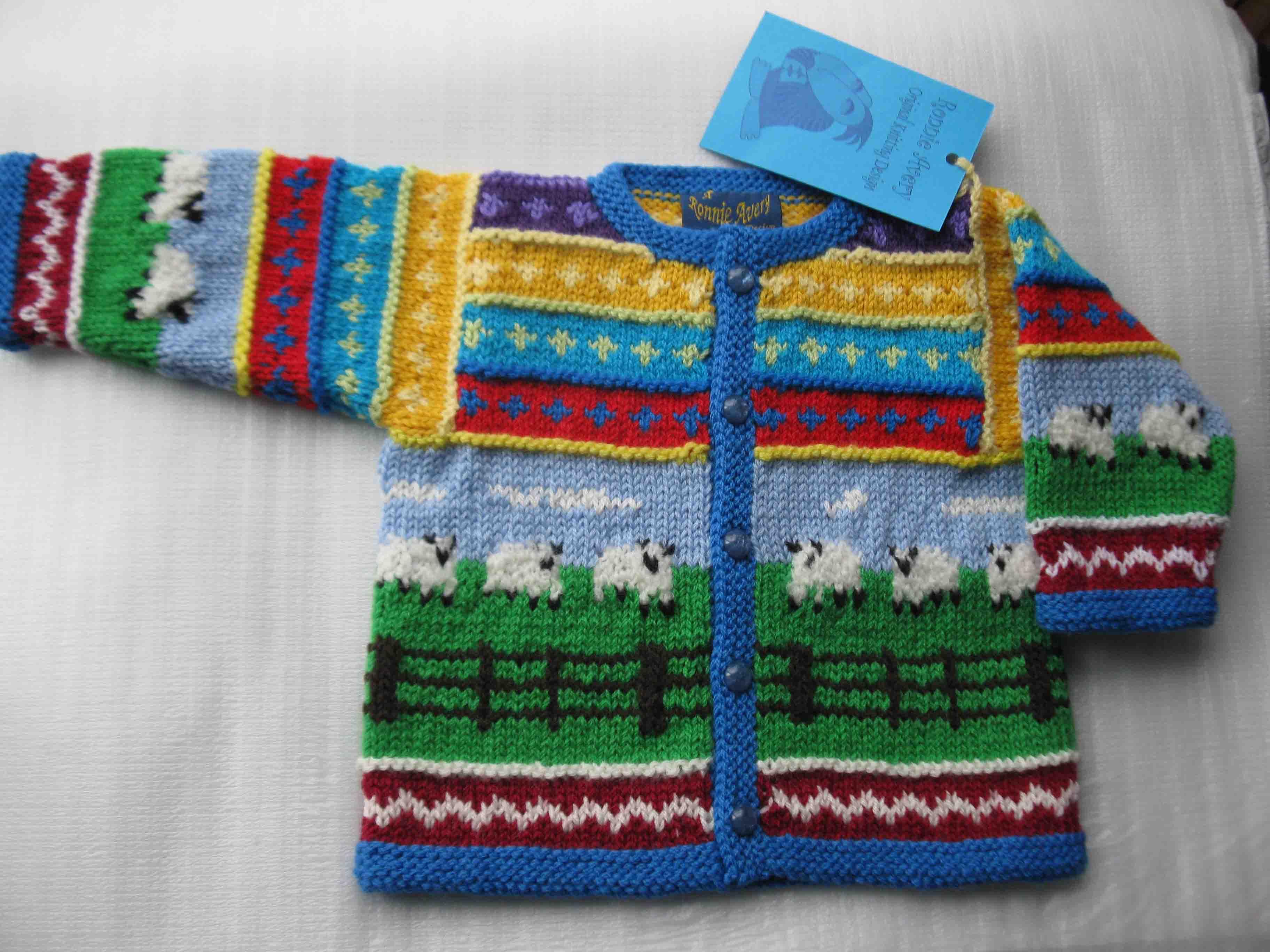 Jacket  6-18 months 16926