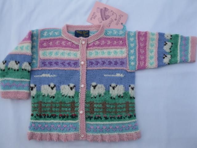 Jacket  1-2 years 17216