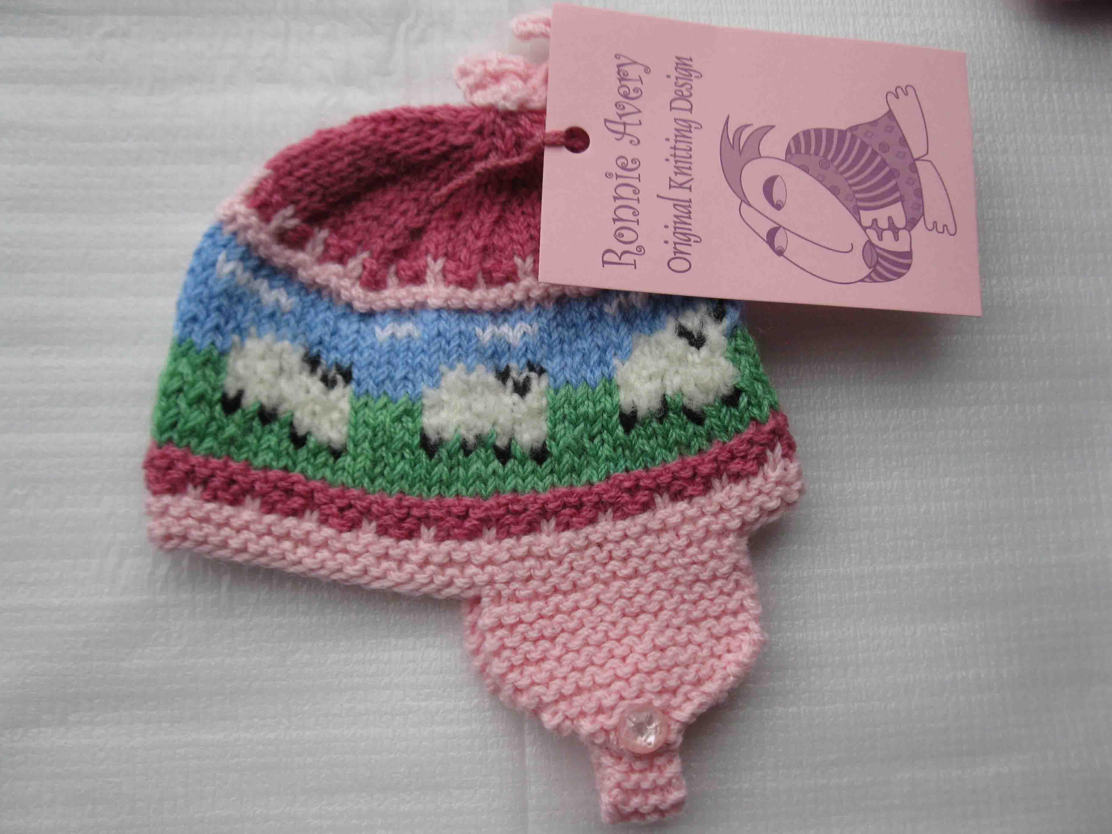 Hat - Baby 17843