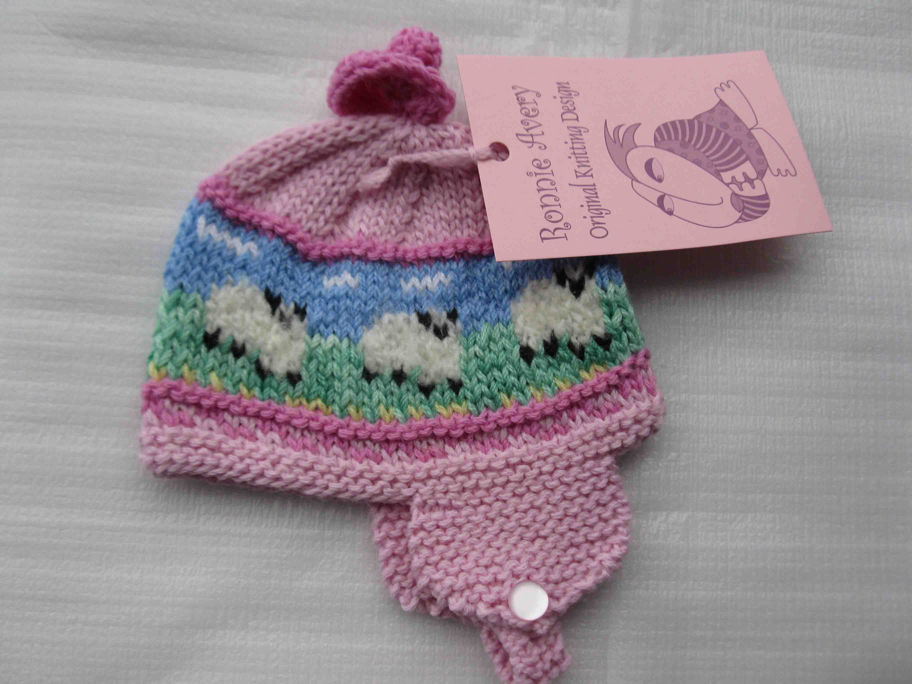 Hat - Baby 17844