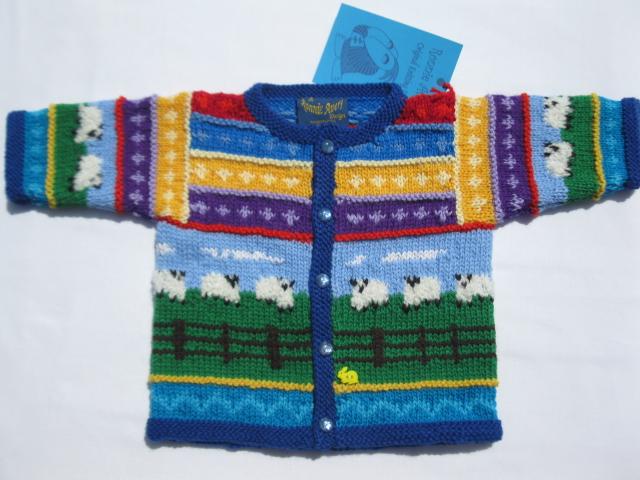 Jacket  3-12 months 18669