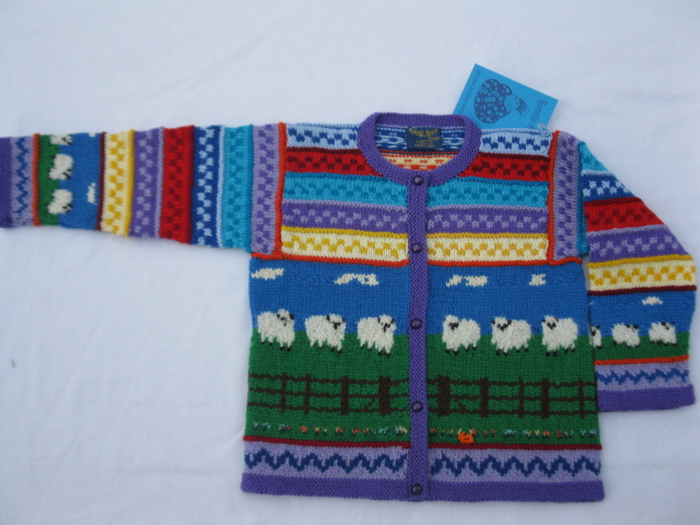 Jacket  4-6 years 18781