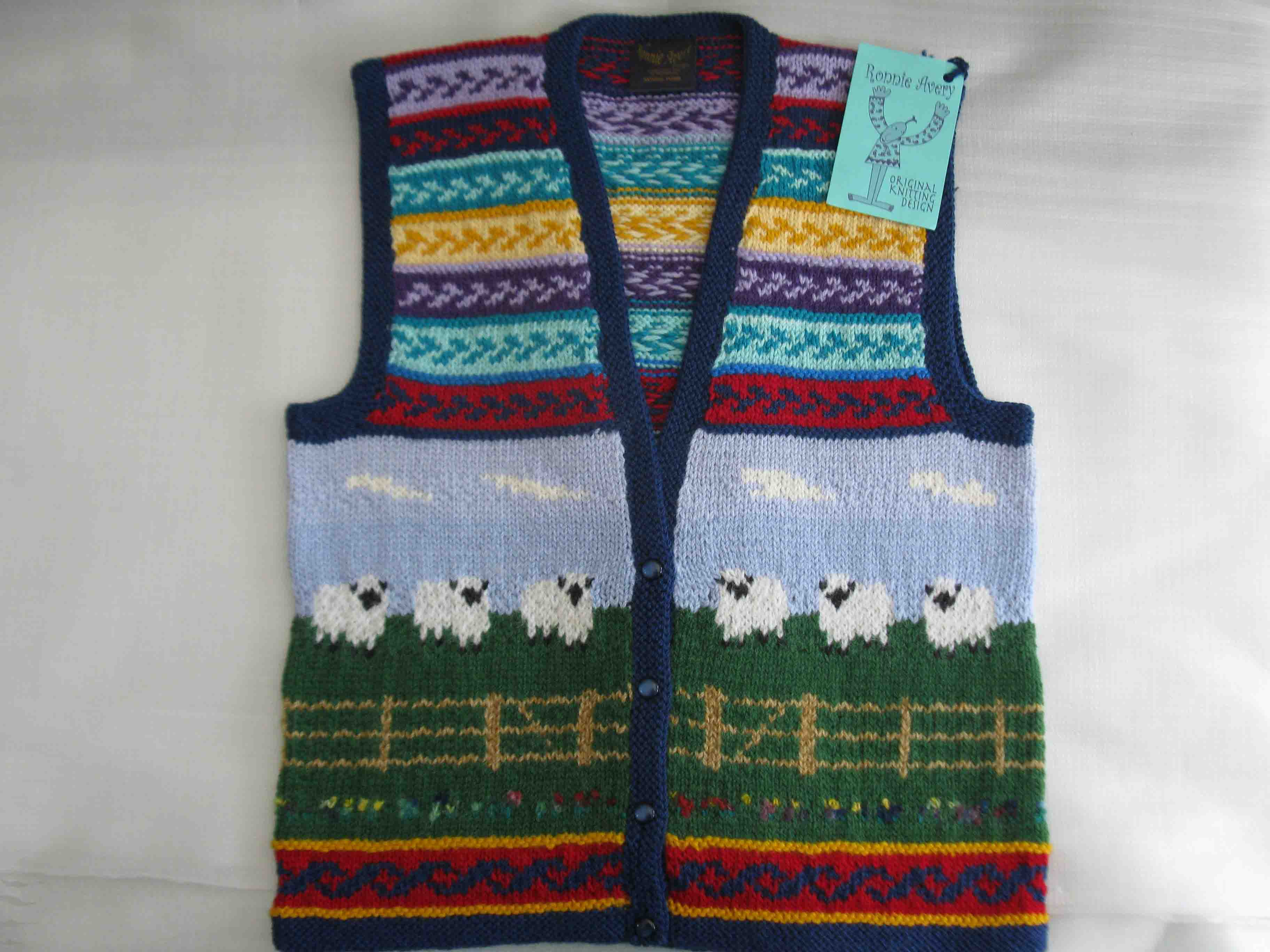 Vest - Adult  Small 5204