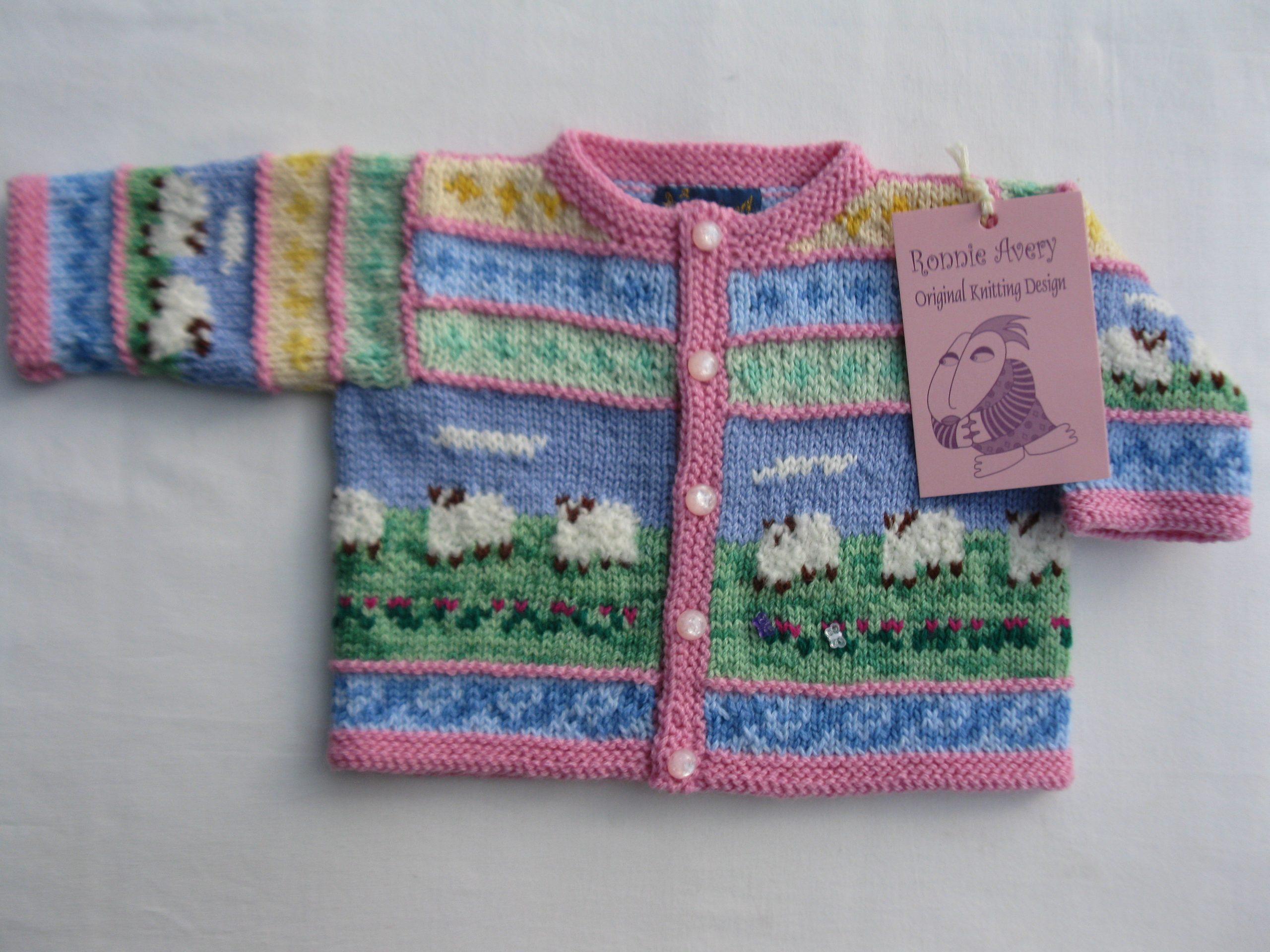 Jacket  3-12mths 20045