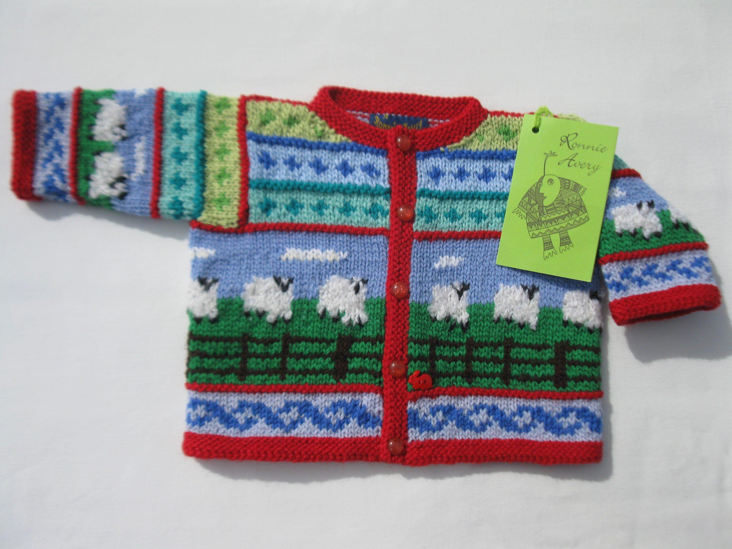 Jacket  3-12 months 4091