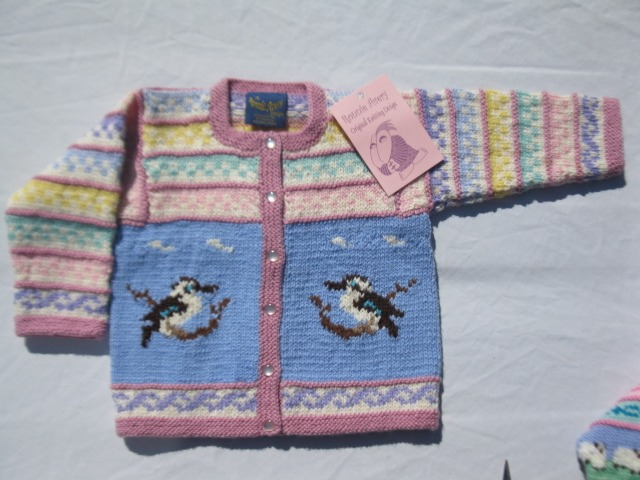 Jacket  2-3 years 16325